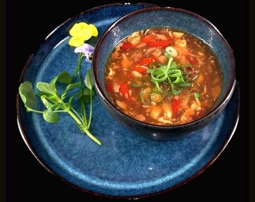 Forret og Suppe